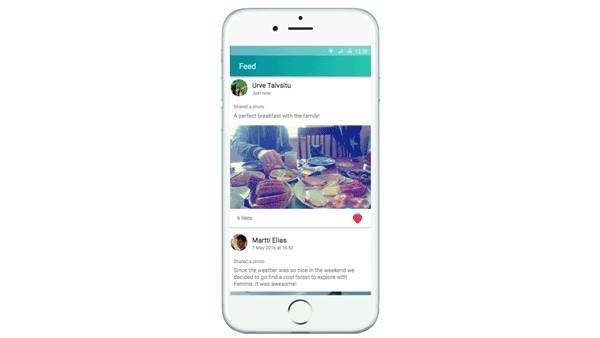 Sentab phone app